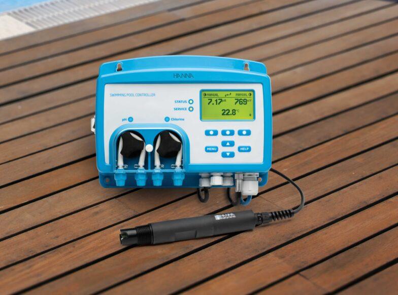 Voordelen van automatische pH- en chloorregeling?