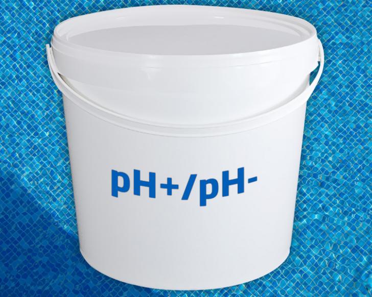 Wat is pH plus en pH minus voor mijn zwembad?